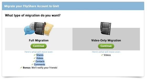 Givit_flipshare_migration