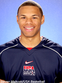 Justin Anderson, photo courtesy Rivals.com