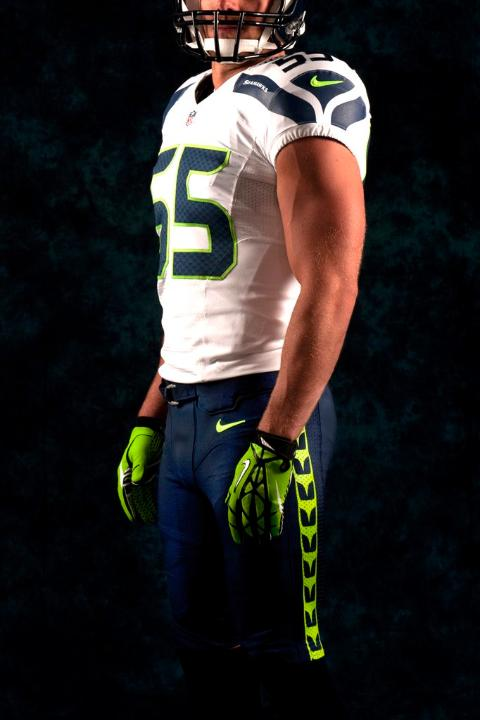 Seahawks New Uniforms: Pictures Of Nike's Changes - SBNation.com