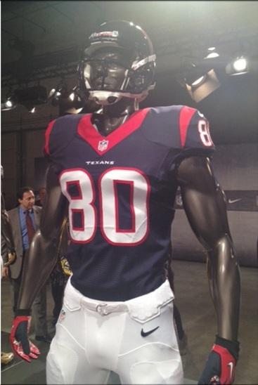 Houston Texans Get New Nike Uniforms - SB Nation Houston