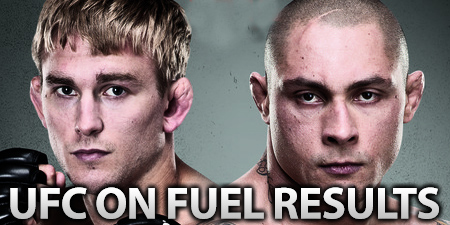 UFC on FUEL TV 2