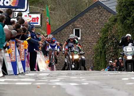 Marianne Vos, Evelyn Stevens, Flche Wallonne