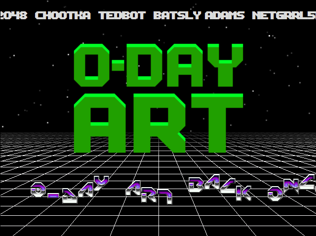 0day-cracktro