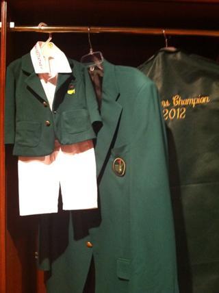 Green Jacket Replica - JacketIn