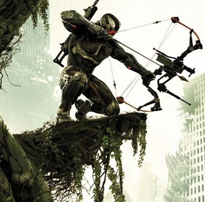 O foco de Crysis 3 não será os gráficos, mas a experiencia de jogo