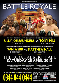 Saunders_vs_hill_poster_medium
