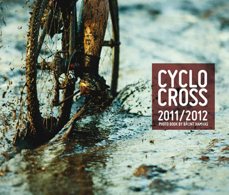 Balint Hamvas Cyclocross 2011/2012 book cover