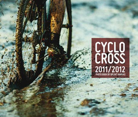 Balint Hamvas Cyclocross 2011/2012 book cover