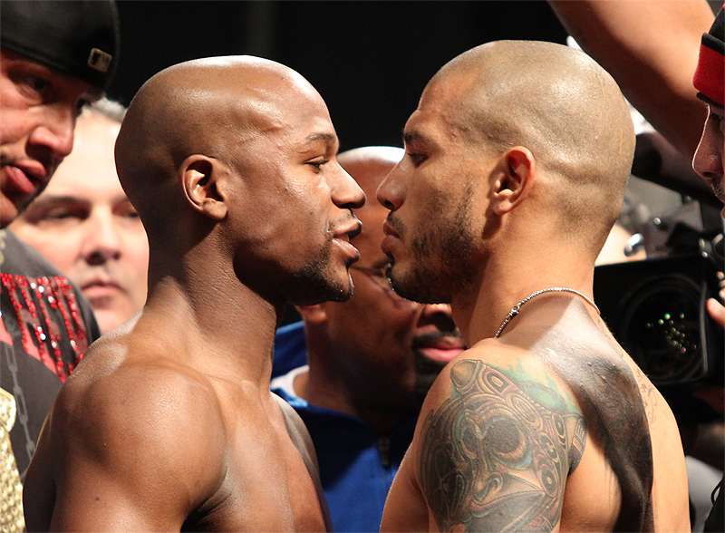 Mayweather Vs. Cotto: Money Earns Unanimous Decision Win - SBNation.