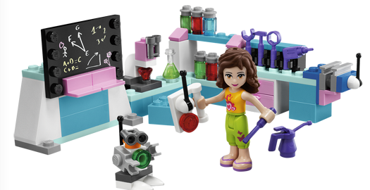An Open Letter To All The Kids Who Got The Girl Legos As A