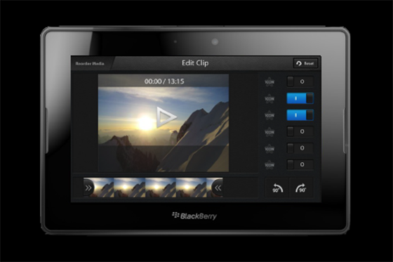 Playbook_video_editor