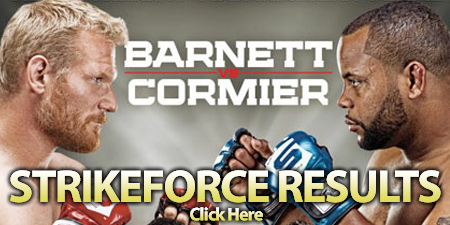 Strikeforce Results
