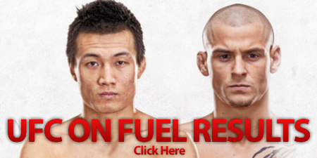 UFC on FUEL TV 3 Results