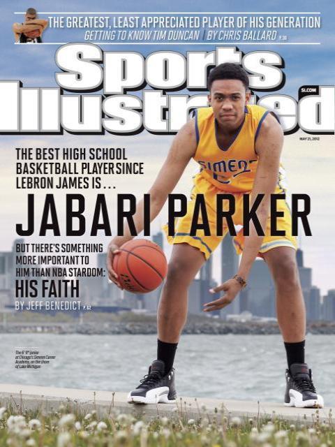 Jabari Parker Deemed 'Best High School Basketball Player ... Jabari Parker Simeon
