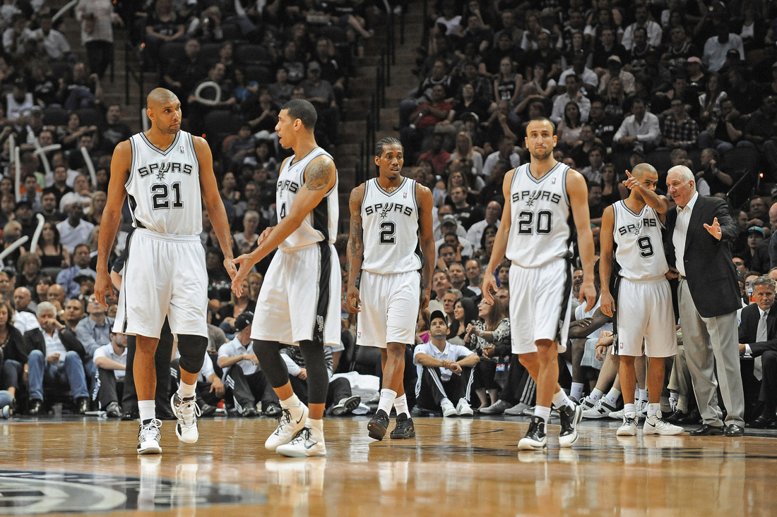 Are The San Antonio Spurs Boring - SBNation.com