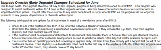 Sprint-early-upgrade-technobuffalo