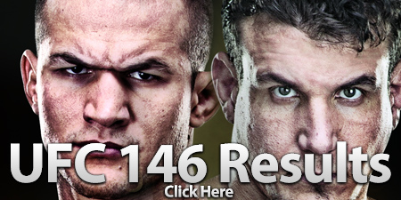 UFC 146 Results
