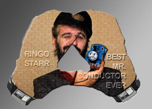 Custom Wallpaper Ringo Starr By GmannyTheAnimator Pro Combat Goes B1G Purdue Edition