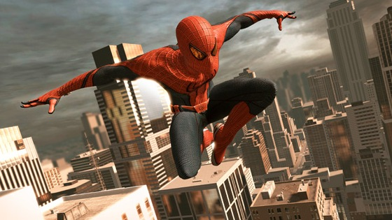 The-amazing-spider-man-video-game