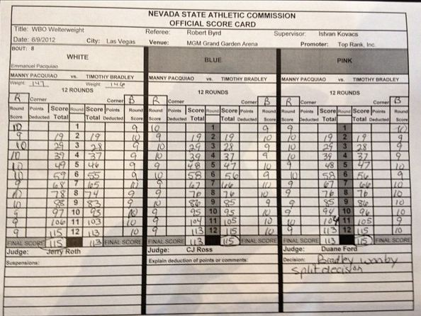 judges_pacquiao_bradley - Las Vegas Boxing Judges Are Idiots - Boxing and Boxers
