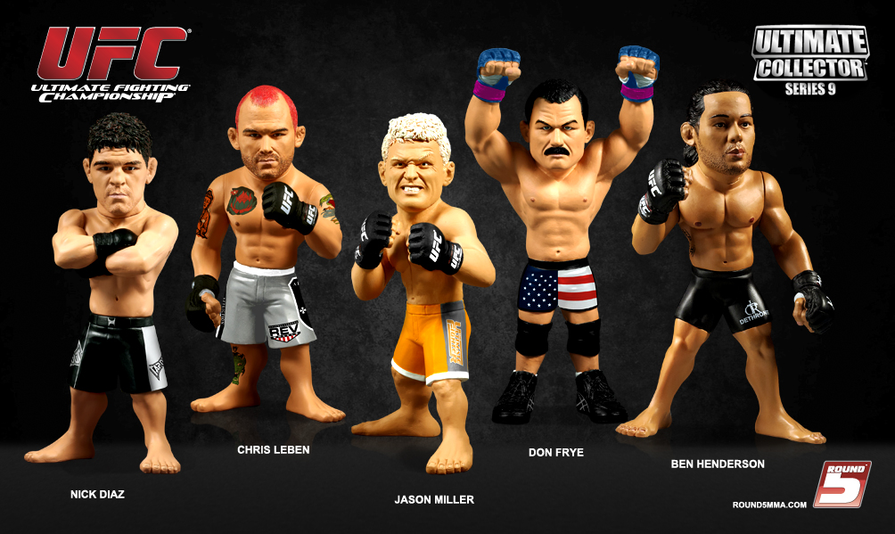The Best Father's Day Gift Guide 2012 For UFC/MMA Fans Only ...