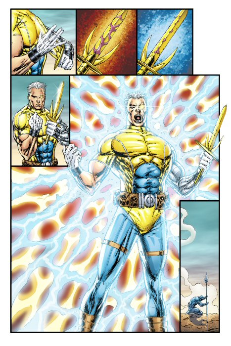 40 more of the worst rob liefeld drawings  numbers 30