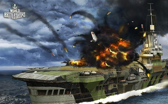 World_of_battleships_-_japan_plane_attack