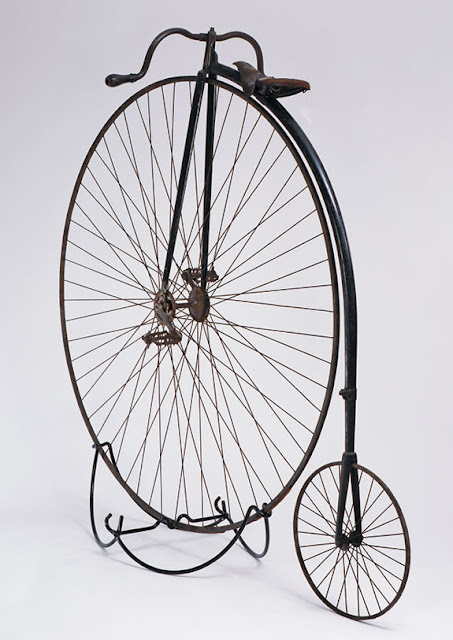 The Competition Bicycle, by Jan Heine