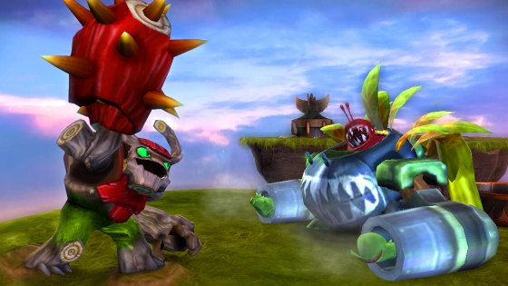 skylanders giants may include unlockable legendary or