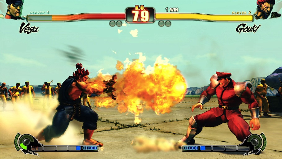 street fighter online game