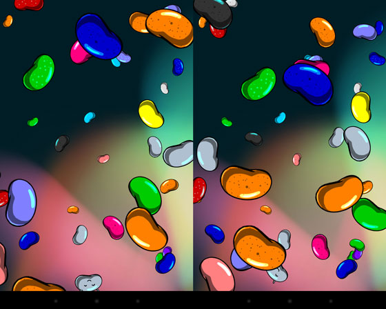Android 4.1\u0027s easter egg inevitably features jelly beans - The Verge