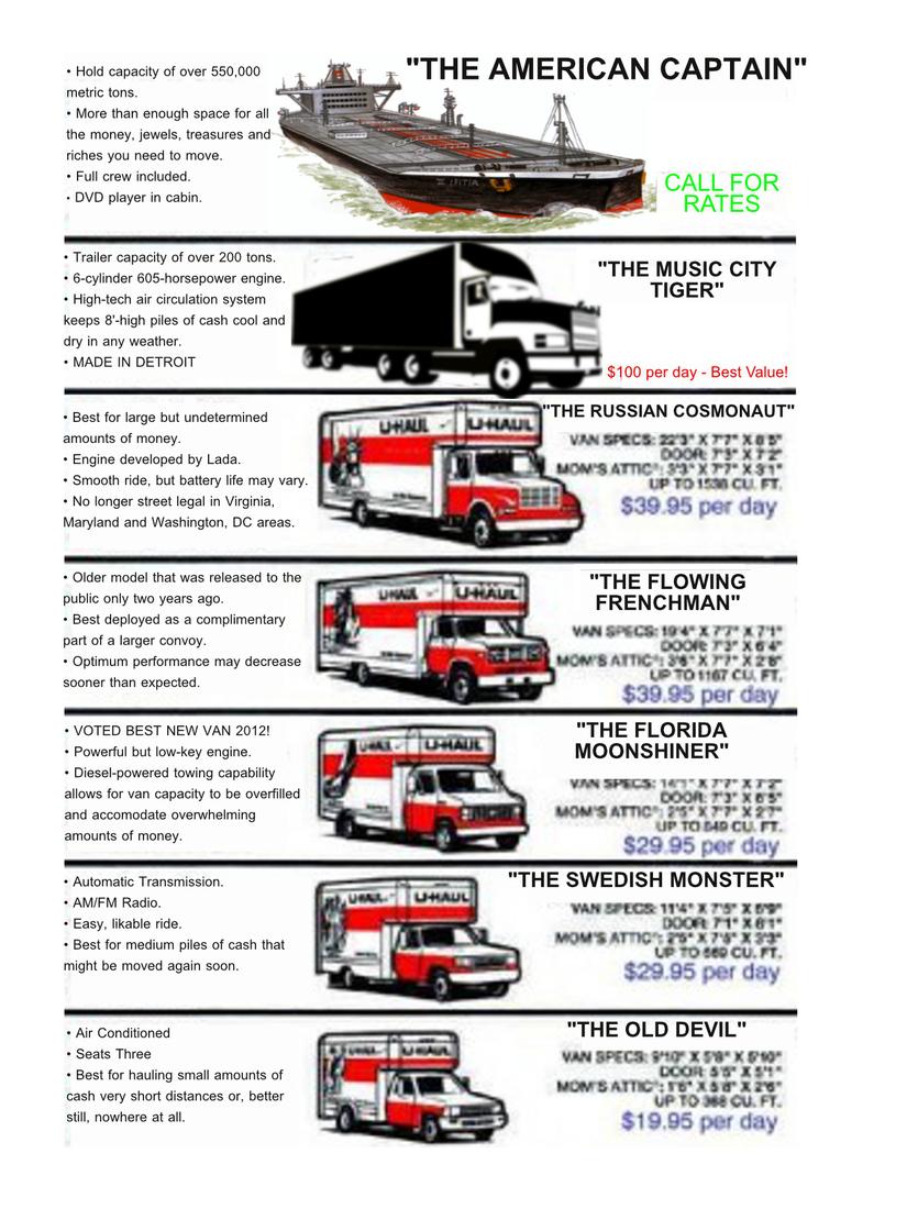 Lhh Zeitgeist U Haul Truck Rates For Nhl Free Agents