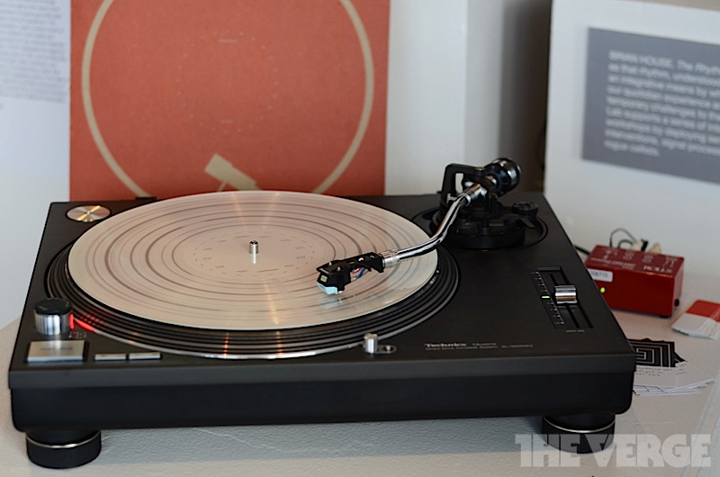 Quotidian-record-turntable