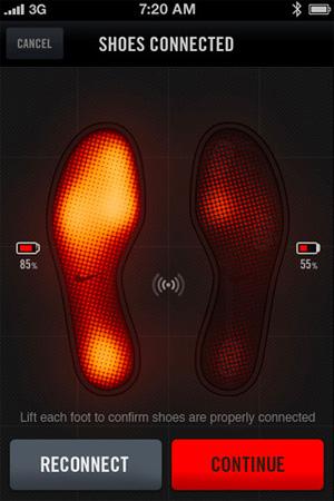 Nike Shoe Tracker App
