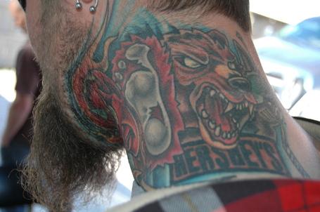 Michael grabner tattoo