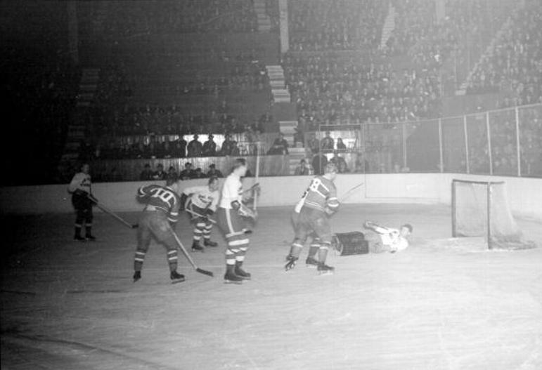 Image result for Howie Morenz Memorial Game