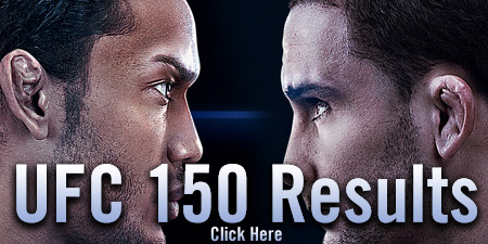 UFC 150 Results