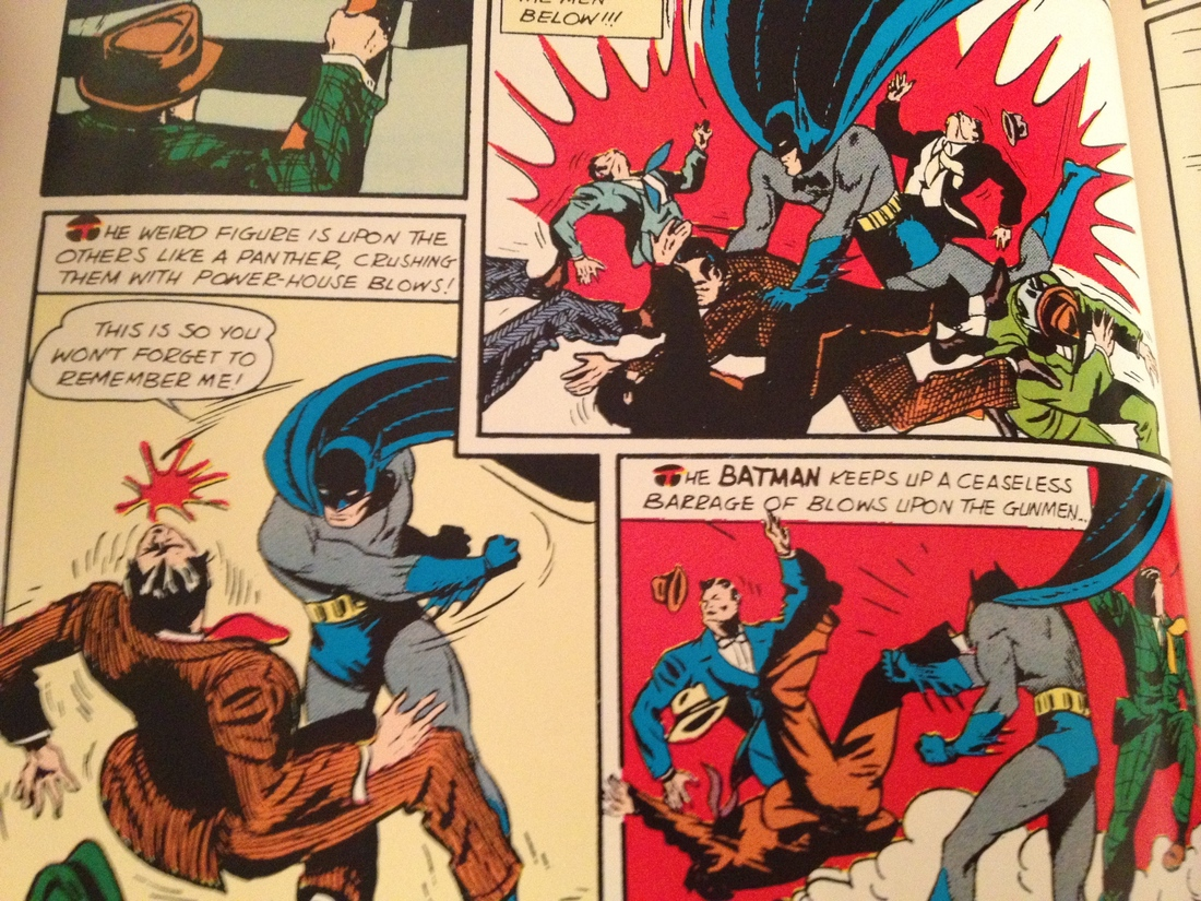 BAM! POW! ZAP! Holy MMA, Batman! The Martial Arts of the Dark Knight