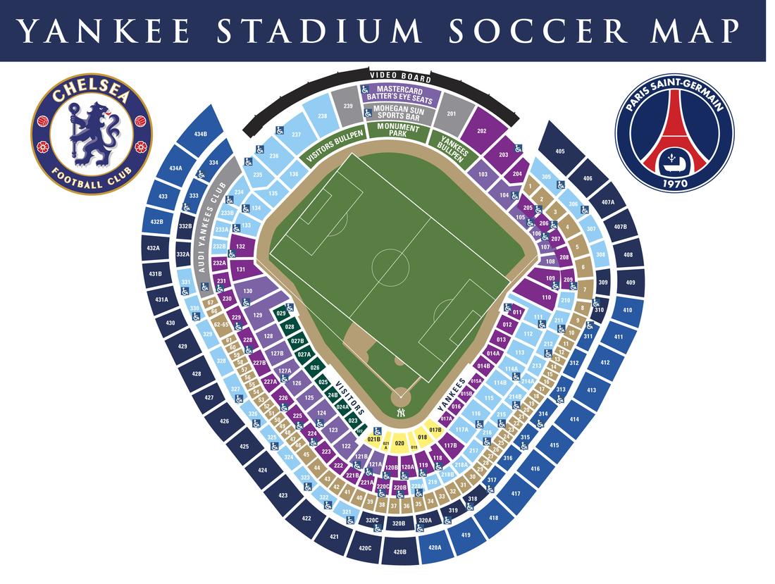 World Football Challenge 2012  Yankee Stadium To Host Two
