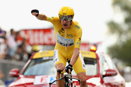 bradley wiggins, stage 19, 2012 tour de france