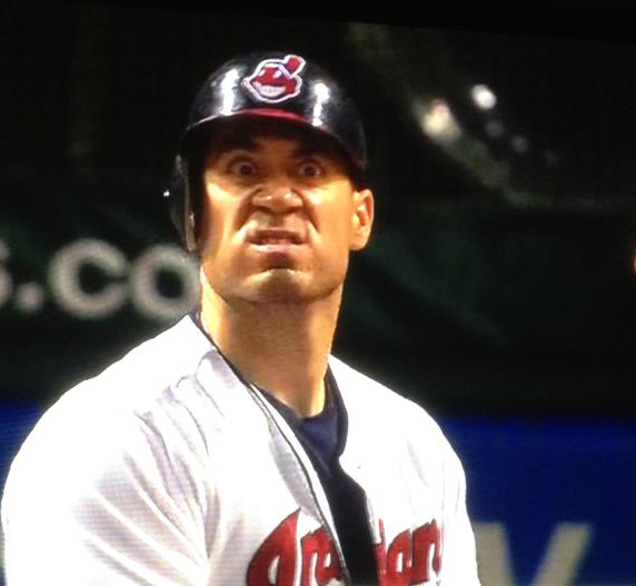 Travis Hafner Will Haunt Your Dreams Sb Nation Cleveland