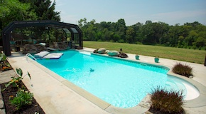 Bunky's pool