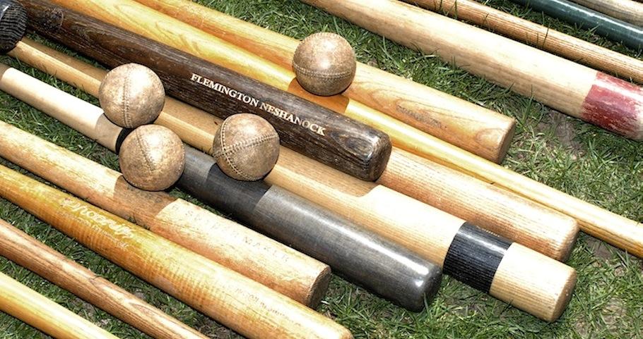 Neshanock base ball