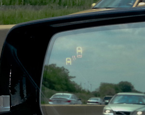 Cadillac-cue-blind-spot