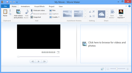 windows live essentials download movie maker