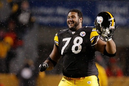 Free Agent Max Starks Could Solidify San Diego Chargers' Offensive Line