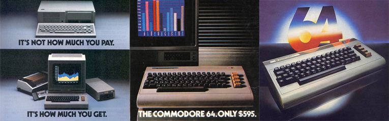 64 to 30: Commodore\'s game-changing computer enters its fourth ...