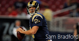Sam Bradford vs. the Ravens