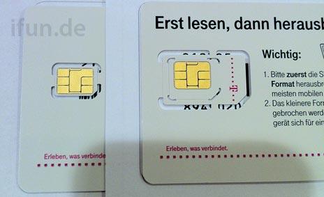 Nano-sim-telekom
