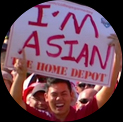 Asians on College GameDay